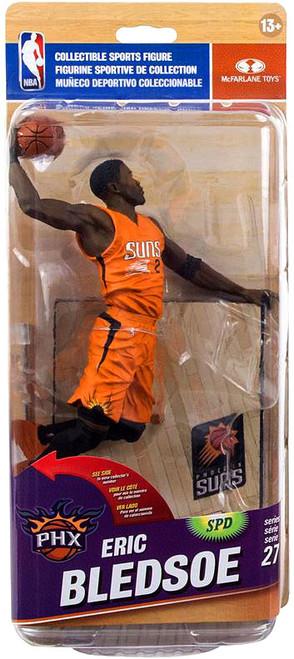 McFarlane Toys NBA Phoenix Suns Sports Picks Series 27 Eric Bledsoe Action Figure [Orange Uniform]