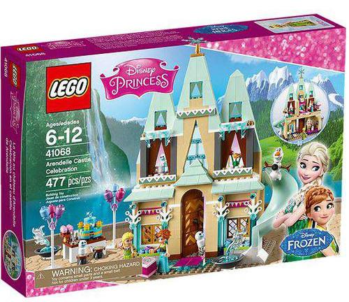 LEGO Disney Princess Disney Frozen Arendelle Castle Celebration Set #41068