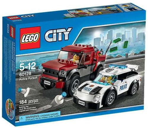 LEGO City Police Pursuit Set #60128
