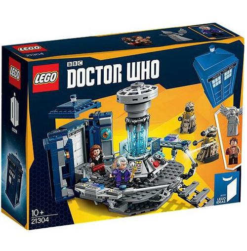 LEGO Doctor Who Set #21304