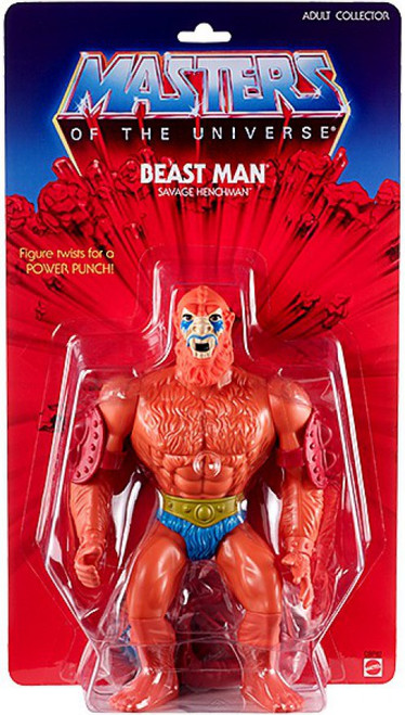 Masters of the Universe Beast Man Exclusive GIANTS Action Figure