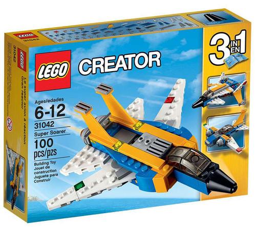 LEGO Creator Super Soarer Set #31042