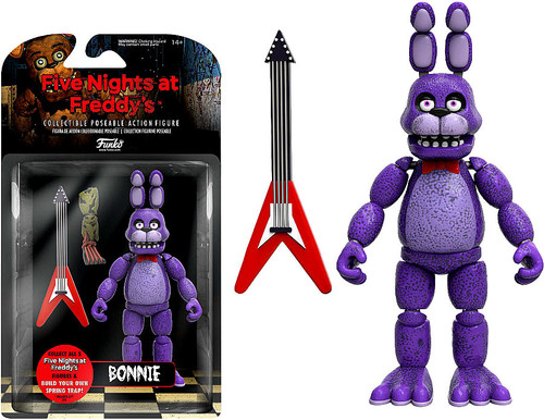 Funko Five Nights at Freddy's Series 1 Bonnie Action Figure [Build Spring Trap Part]