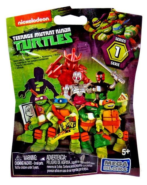 Mega Bloks Teenage Mutant Ninja Turtles Animation Series 1 Mystery Pack