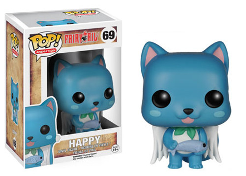 Funko Fairy Tail POP! Anime Happy Vinyl Figure #69