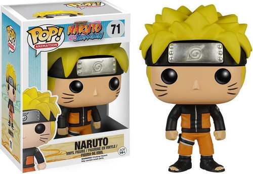 Funko POP! Anime Naruto Vinyl Figure #71
