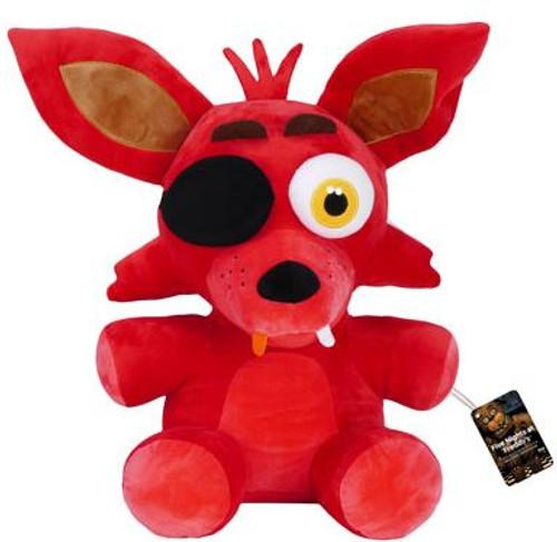 Funko Five Nights at Freddy's Foxy 16-Inch Deluxe Plush