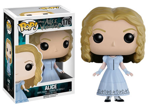 Funko Alice in Wonderland POP! Disney Alice Vinyl Figure #176