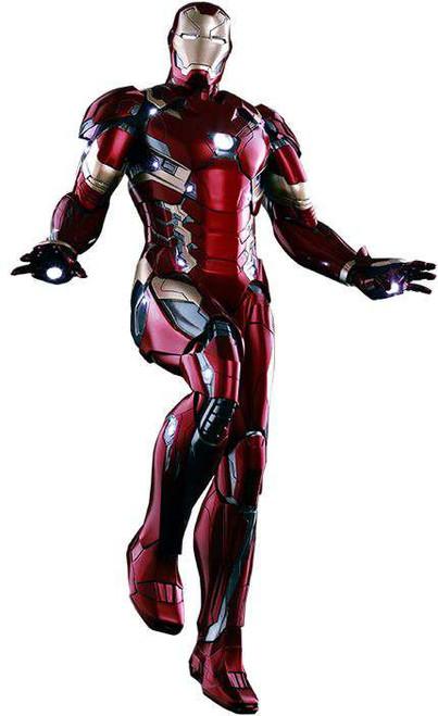Captain America Civil War Power Pose Series Iron Man Mark XLVI Collectible Figure [Civil War Power Pose]