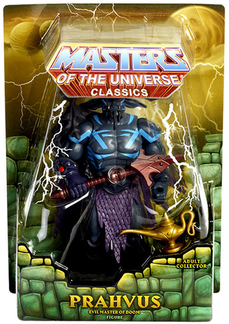Masters of the Universe Classics Club Eternia Prahvus Action Figure
