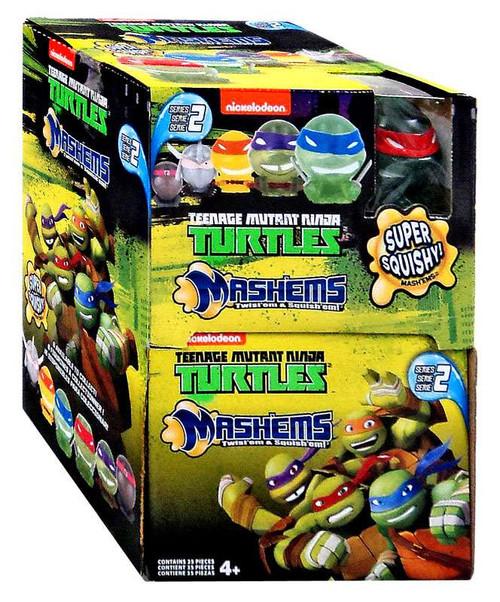 Teenage Mutant Ninja Turtles Mash'Ems Series 2 TMNT Mash'Ems Mystery Box