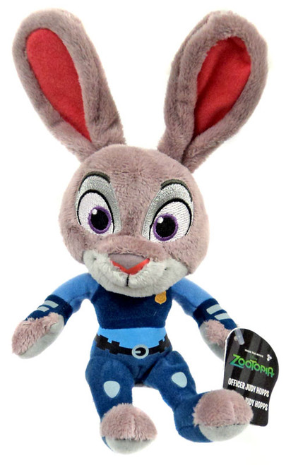 Disney Zootopia Officer Judy Hopps 8.5-Inch Plush