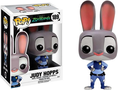 Funko Zootopia POP! Disney Judy Hopps Vinyl Figure #189