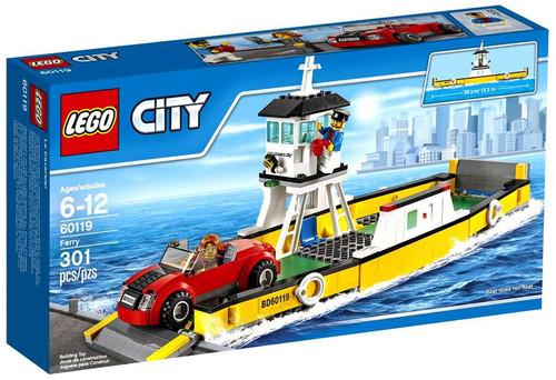 LEGO City Ferry Set #60119