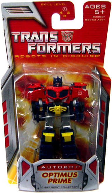 Transformers Robots in Disguise Classics Optimus Prime Legend Action Figure