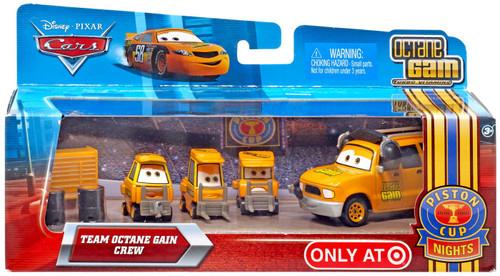 Disney / Pixar Cars Multi-Packs Team Octane Gain Diecast Car Set