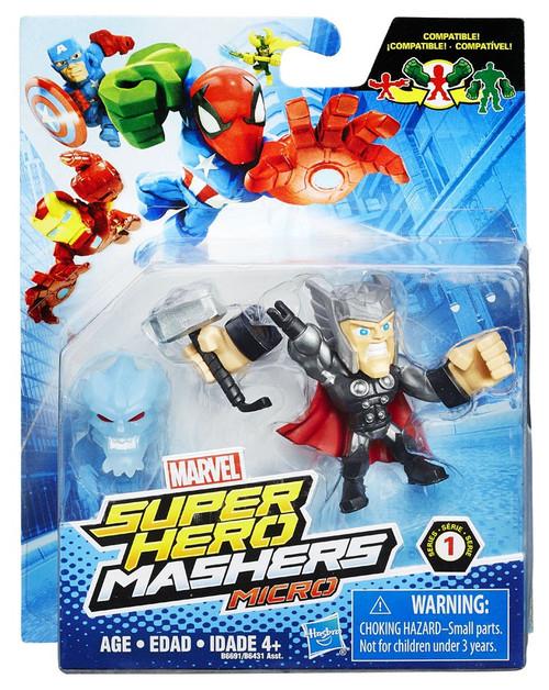 Marvel Super Hero Mashers Micro Series 1 Thor 2-Inch Mini Figure