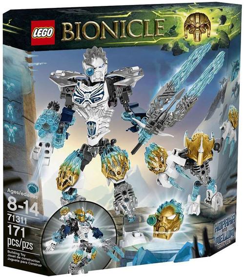 LEGO Bionicle Kopaka & Melum Unity Set #71311