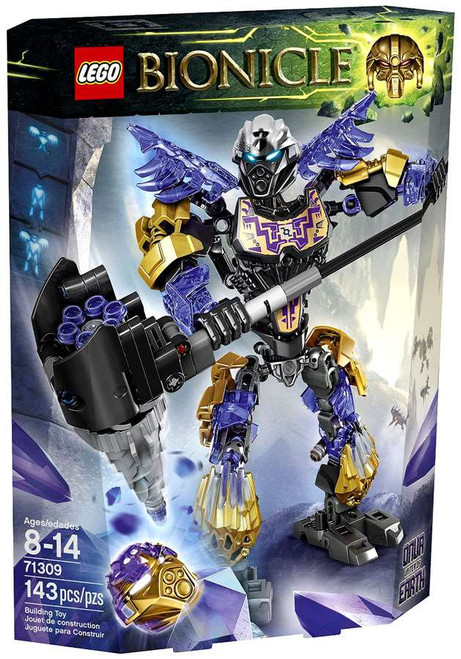 LEGO Bionicle Onua Uniter of Earth Set #71309