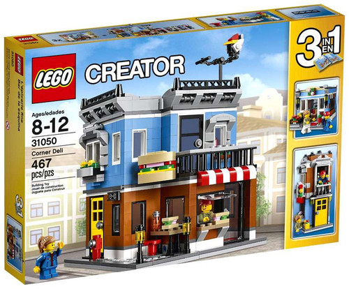 LEGO Creator Corner Deli Set #31050