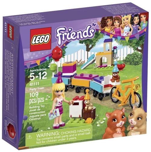 LEGO Friends Party Train Set #41111