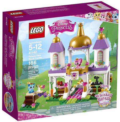 LEGO Disney Princess Palace Pets Royal Castle Set #41142