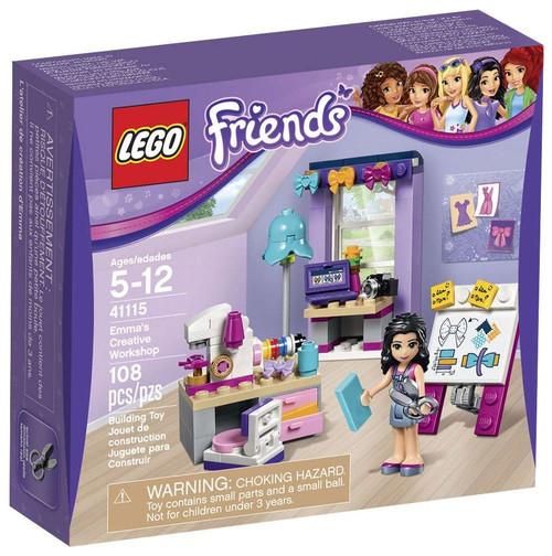 LEGO Friends Emma's Creative Workshop Set #41115