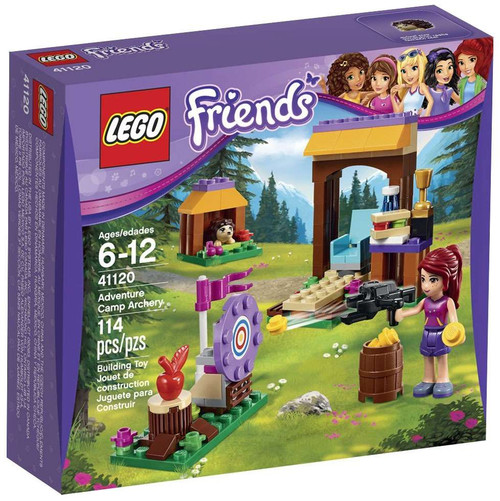 LEGO Friends Adventure Camp Archery Set #41120
