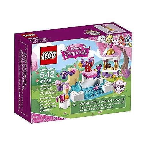 LEGO Disney Princess Palace Pets Treasure's Day at the Pool Set #41069