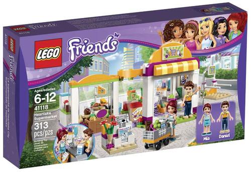 LEGO Friends Heartlake Supermarket Set #41118