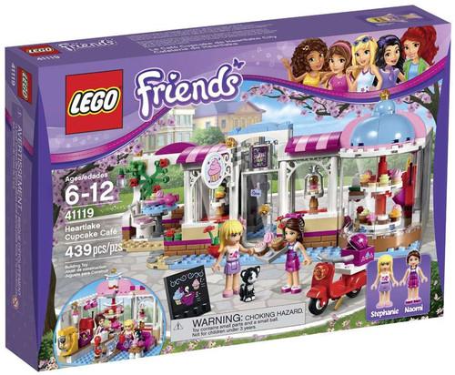 LEGO Friends Heartlake Cupcake Cafe Set #41119