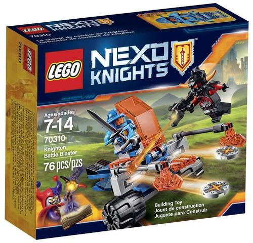 LEGO Nexo Knights Knighton Battle Blaster Set #70310