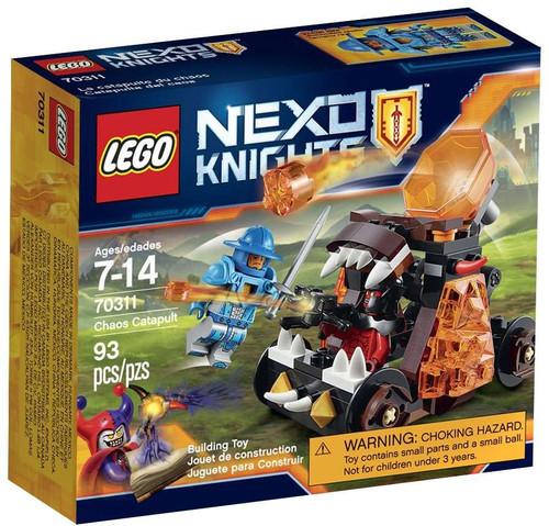 LEGO Nexo Knights Chaos Catapult Set #70311