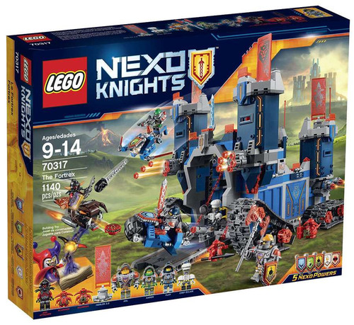 LEGO Nexo Knights The Fortrex Set #70317