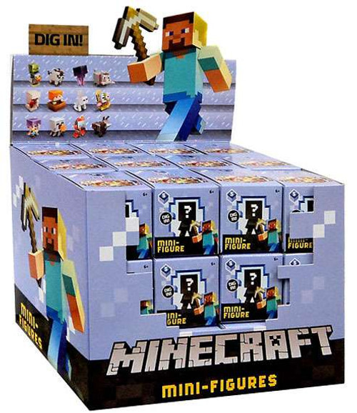 Minecraft Ice Series 5 Mystery Box [36 Packs]