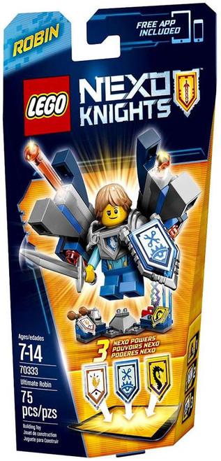 LEGO Nexo Knights ULTIMATE Robin Set #70333