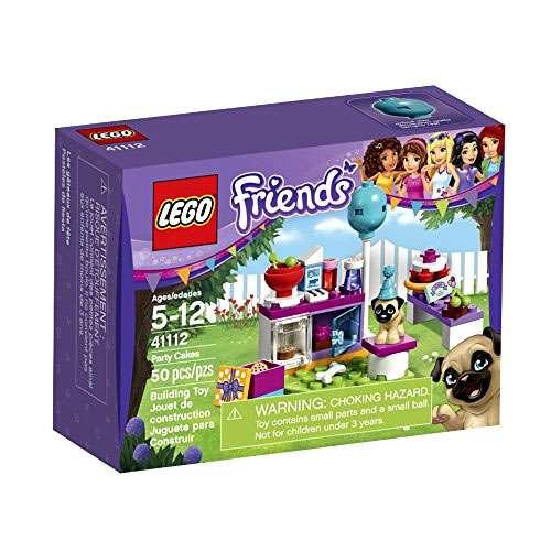 LEGO Friends Party Cakes Set #41112