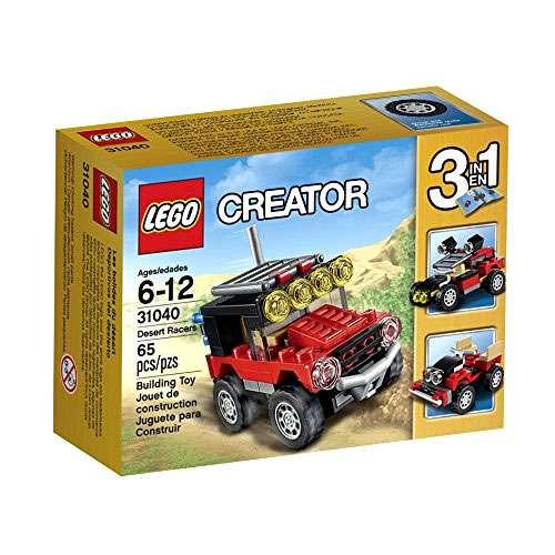 LEGO Creator Desert Racers Set #31040