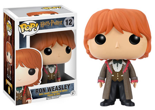 Funko Harry Potter POP! Movies Ron Weasley Vinyl Figure #12 [Yule Ball]