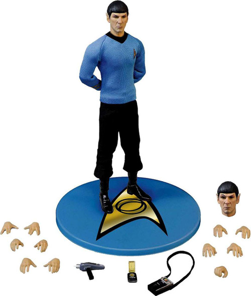 Star Trek One:12 Collective Spock Action Figure