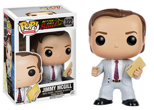 Funko Breaking Bad Better Call Saul POP! TV Jimmy McGill Vinyl Figure #322