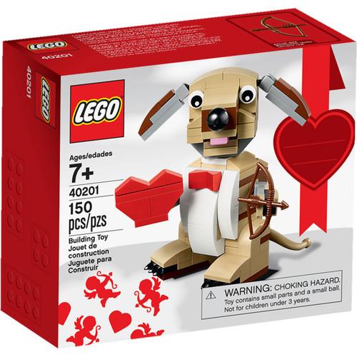 LEGO Valentine's Day Valentines Cupid Dog Set #40201