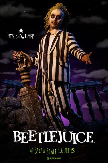 Beetlejuice Collectible Figure