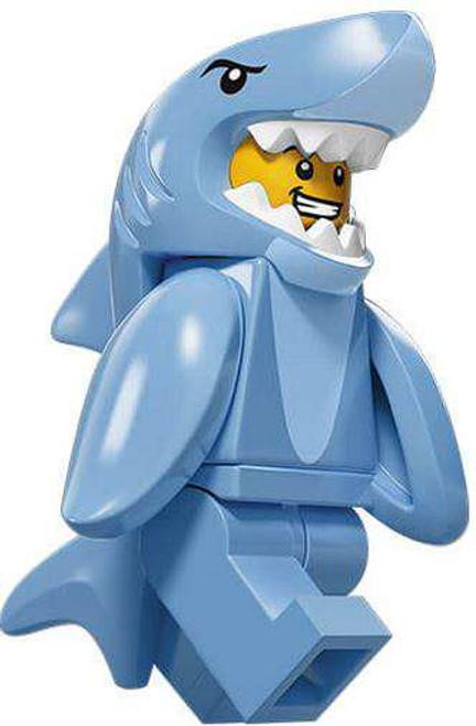 LEGO Minifigures Series 15 Shark Suit Guy Minifigure [Loose]