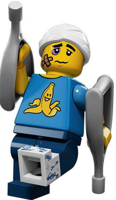 LEGO Minifigures Series 15 Clumsy Guy Minifigure [Loose]