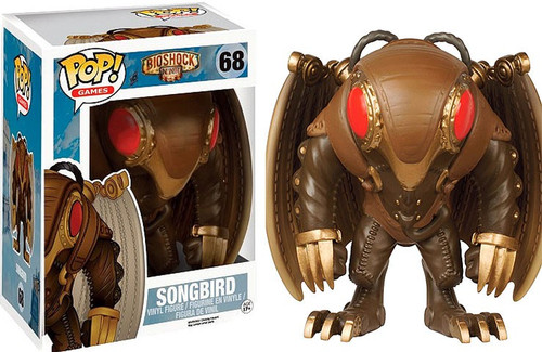 Funko Bioshock POP! Games Songbird 6-Inch Vinyl Figure #68 [Super-Sized]