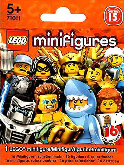 LEGO Minifigures Series 15 Mystery Pack