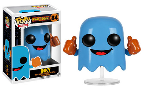 Funko Pac Man POP! Games Inky Vinyl Figure #84