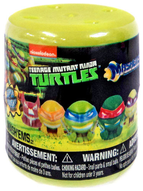 Teenage Mutant Ninja Turtles Mash'Ems Series 3 Mystery Pack