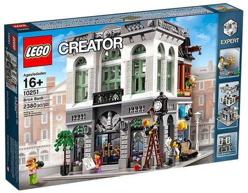 LEGO Creator Brick Bank Set #10251